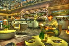 Junsui Lounge menu (neimon2 (too busy, sorry for my temporary silence)) Tags: bar al nikon dubai uae cocktail arab nightlife hdr burj enterteinment d90 hdraddicted junsui neimon2 neimon junsuilounge