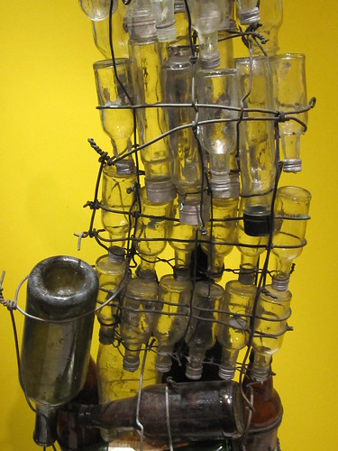 Bottles Sculpture