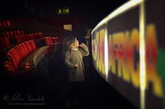 showtime (Ąиđч) Tags: light portrait cinema andy girl movie high nikon theater little andrea low daughter andrew iso ritratto bambina illuminazione benedetti figlia scarsa d7000 ąиđч