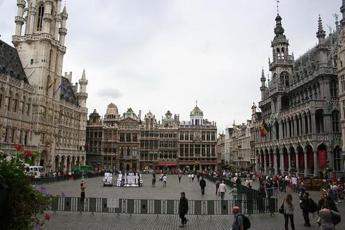 Grand-Place de Bruxelas Bélgica
