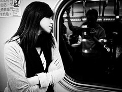 Taipei underground (liver1223) Tags: china street city 2 people blackandwhite bw subway photo shot taiwan snap explore taipei greater gr ricoh grd explored blackwhitephotos grdigital2 mygearandmepremium