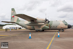 501 - 382-4878 - Oman Air Force - Lockheed C-130H Hercules - 100717 - Fairford - Steven Gray - IMG_8663