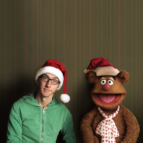 Feeling Festive With Fozzie