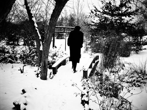 Valpo in winter