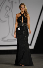 1205_LOC_MissctUSA0934 (newspaper_guy Mike Orazzi) Tags: fashion model dress connecticut stage ct blonde pageant 35 runway farmington blackdress longdress missconnecticutusa
