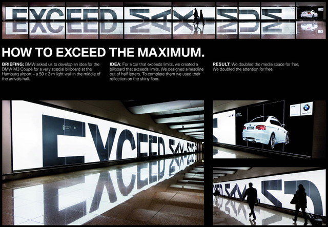 BMW Exceed Maximum