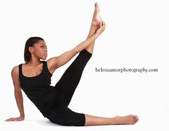 Flexible Christina (Helena Amor) Tags: woman umbrella studio exercise body christina flash leg dancer stretch gym warmup softbox bailarina strobe flexibility cuerpo piernas flexible whiteseamless strobist