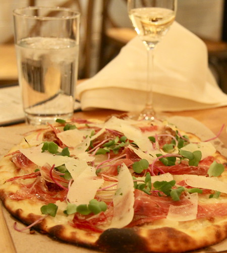 Garces Trading Co, Philadelphia - Prosciutto Pizza