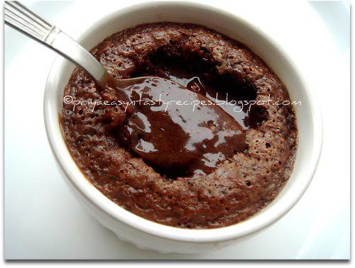 Choco-Caramel Hotpots