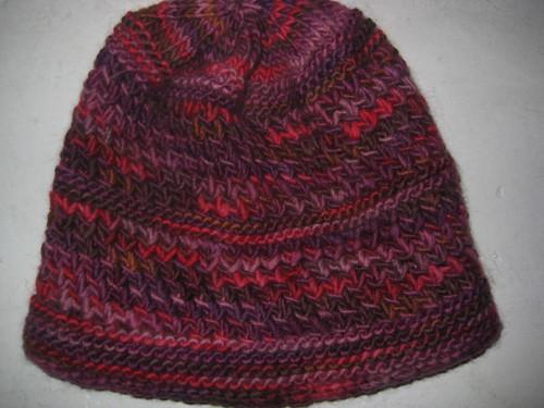 A frivolous hat