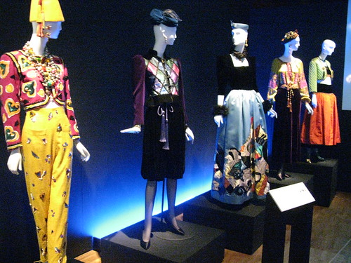 Diagilev Exhibition at the V&A