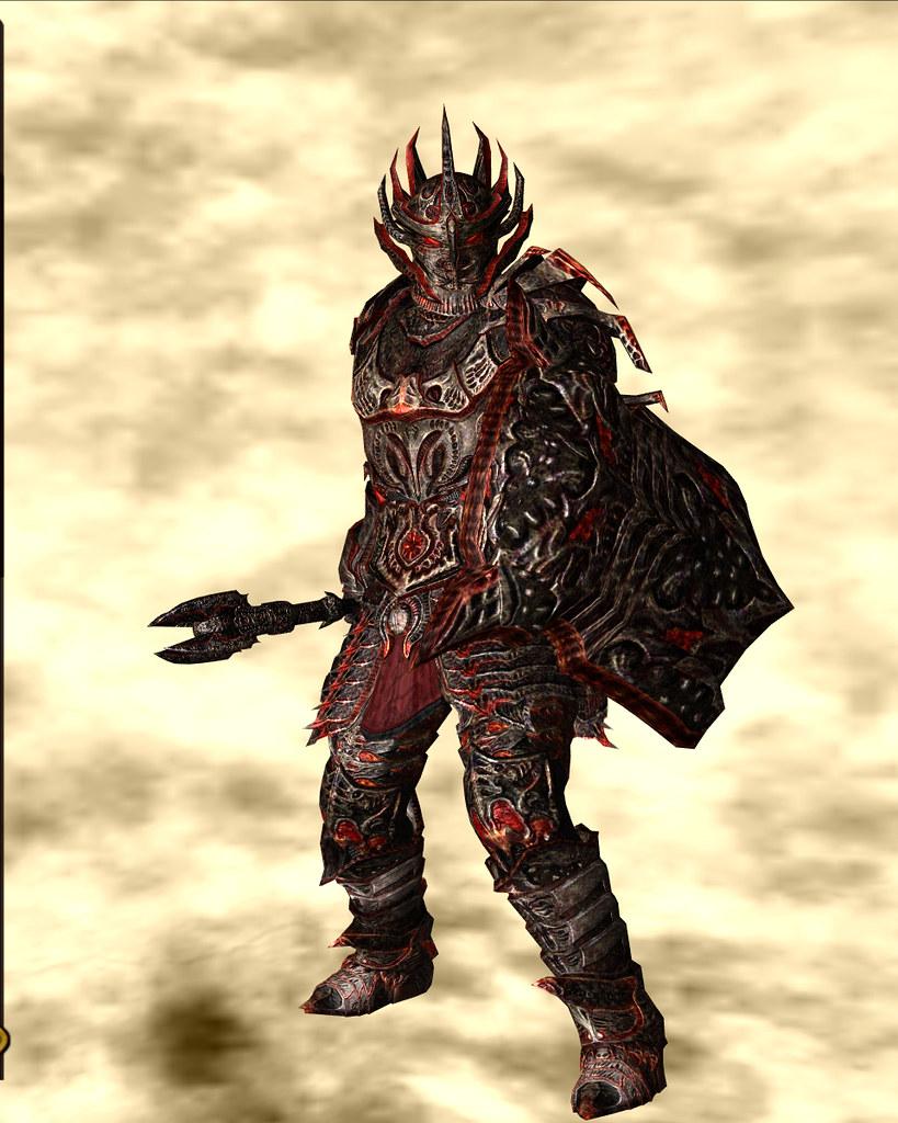 daedric armor 12