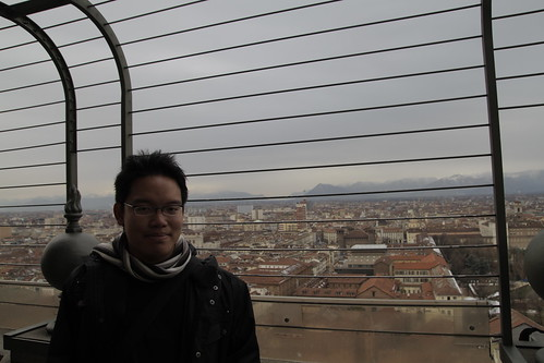 Me, on top of Torino
