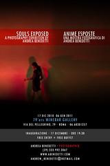 souls exposed () Tags: mostra italy rome roma andy del photo italia andrea andrew exhibition via 79 pellegrino fotografica 79ers benedetti