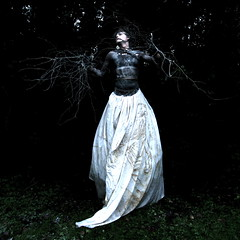 The Woods are Calling (Helen Warner (airgarten)) Tags: woodlands hanting nature power branches man possessed ghosts whipsers winter cold snow edward scissorhands airgarten helen warner photo helenwarnerphoto photography fine arts finearts