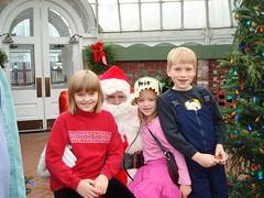Kids See Santa