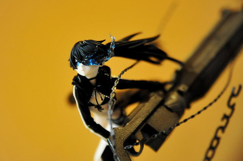 Black Rock Shooter.