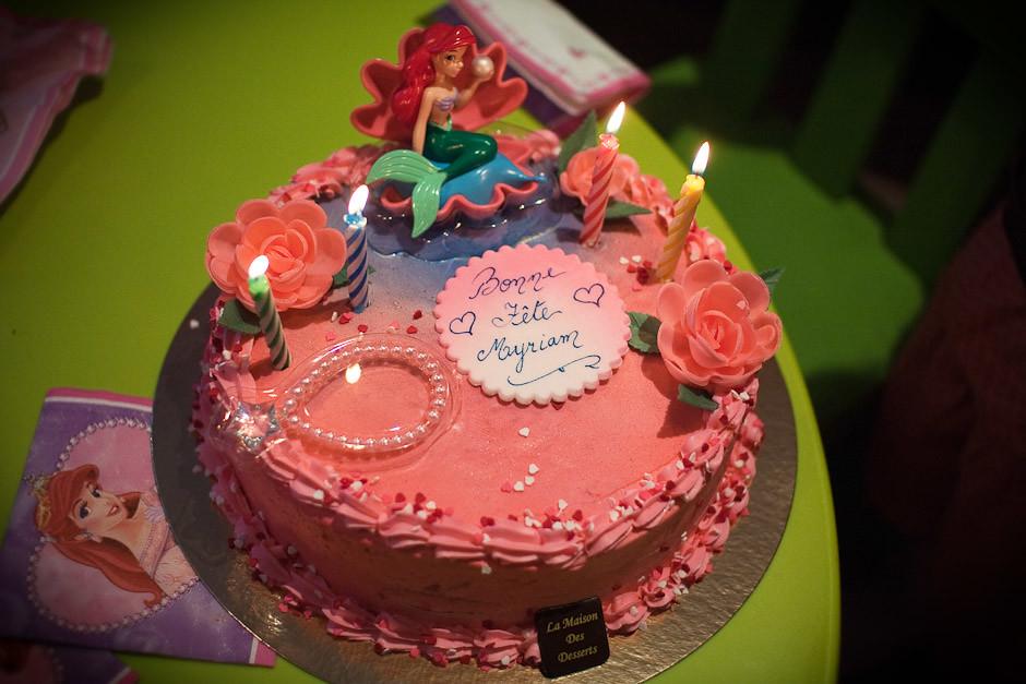 Gâteau pour Myriam