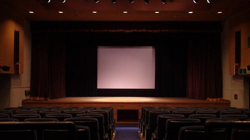 リアル!未公開映画祭 第七藝術劇場 内観