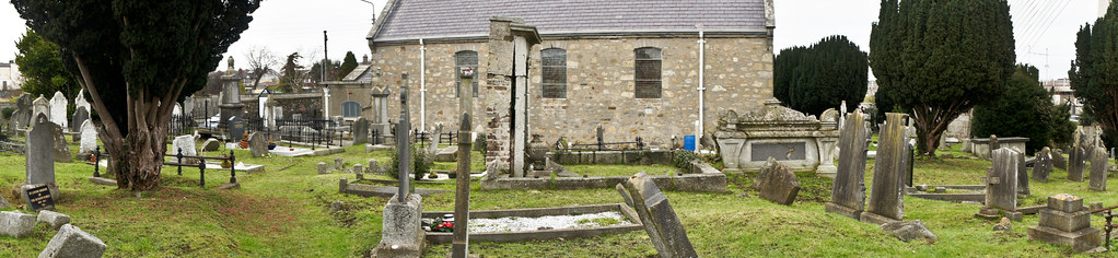 St. Nahi's is an 18th-century church in Dundrum, Dublin, Ireland