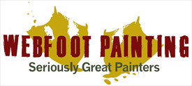 Webfoot Painters logo