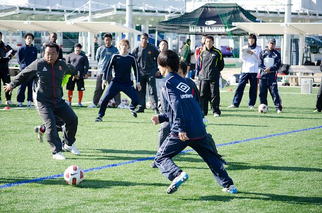Pro Youth Manchester Utd - Sakai NTC_2439