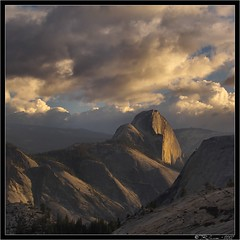 from the other side (Tony Immoos) Tags: california lighting sunset sunshine rock landscape nationalpark landmark olympus explore yosemite dome granite halfdome yosemitenationalpark 1000views olmsteadpoint e500 californialandscape mariposacounty zd olympuse500 1445mm granitedome zuikodigital