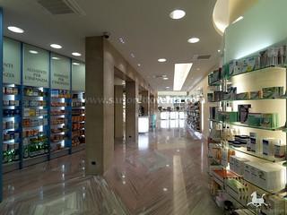 Arredamento farmacia