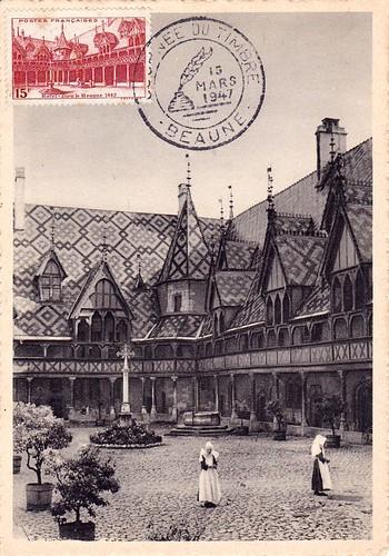 Hôtel-Dieu de Beaune