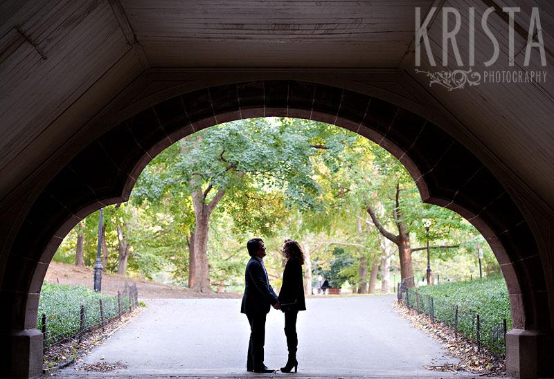 New York City Engagement Session