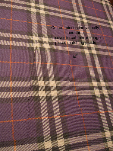 plaid layout