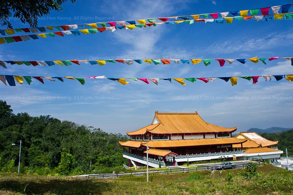 Golden Dragon Hill Temple @ Rawang, Malaysia