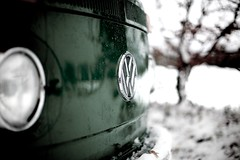 VW (mark_stevo) Tags: winter snow cold ice weather canon volkswagen 50mm countryside bokeh depthoffield 12 fullframe f12 ef50mmf12lusm 5d2 canon5dmarkii