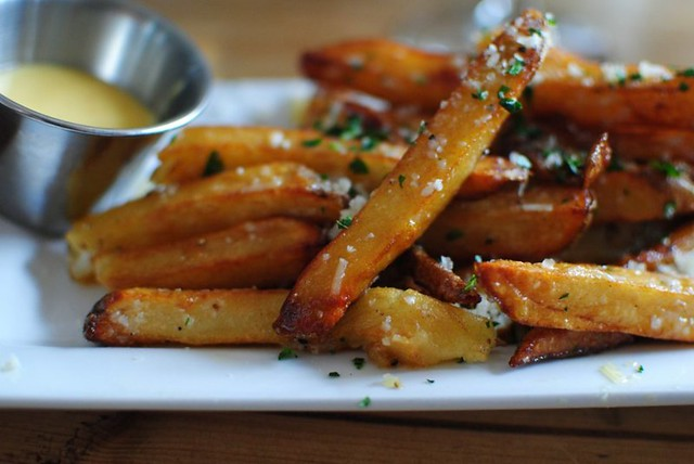 TRUFFLED FRIES!