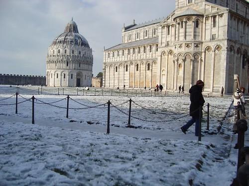 Piazza dei Miracoli - Pisa - Bruna Fusco