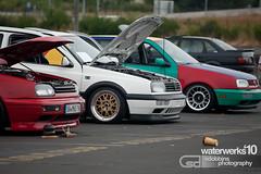 Waterwerks 2010 - 2831 (Sam Dobbins) Tags: auto show seattle car vw canon magazine golf eos mercedes pacific no