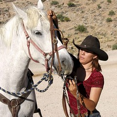 01151-i Cowgirl-5 (Jim Vegas Cowboy) Tags: redrockcanyon people horse woman usa girl animal lasvegas nevada cowgirl