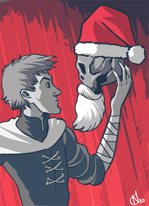 21 - Hamlet Santa