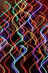 Crazy lights 1 (mgstanton) Tags: abstract colors lights christmaslights slowshutter multicolor christmastreelights