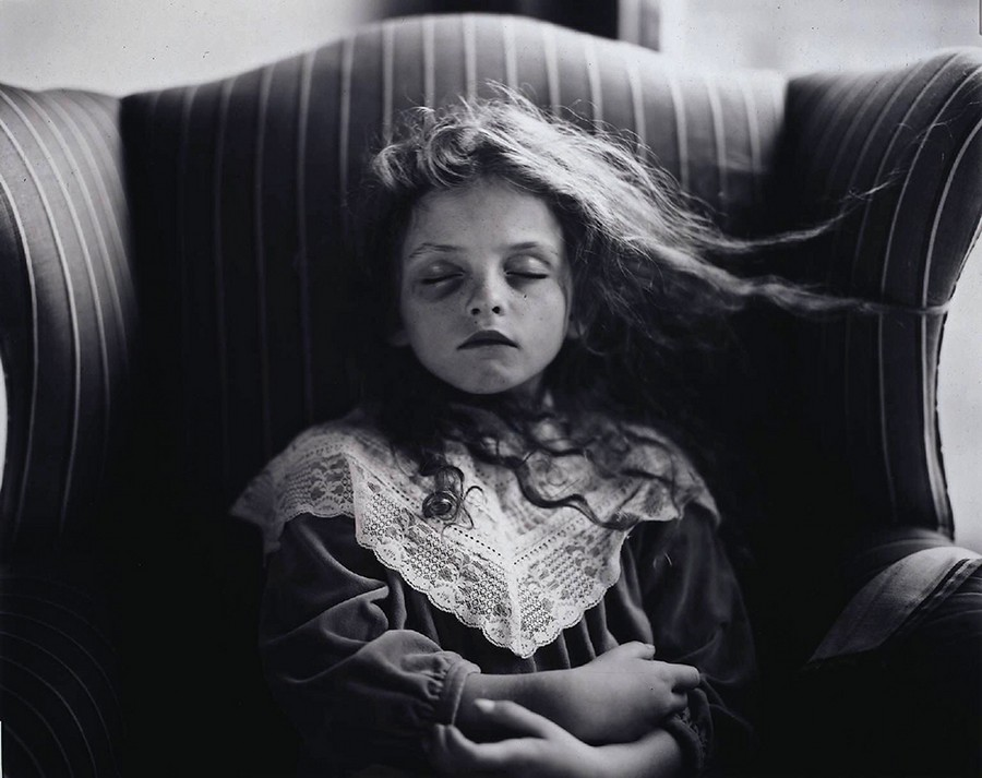 Photo by Sally Mann (Please note these are HQ images and may be slow loading).
