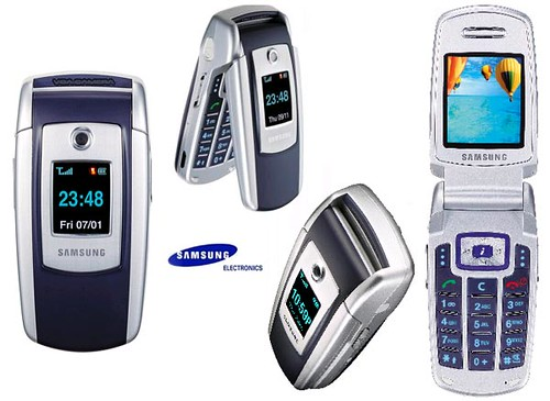 Samsung E700 Brand New P5,999.00/ Second hand for P3,499.00
