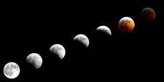 Total lunar eclipse (The National Guard) Tags: totallunareclipsebrehlgarzaalaskamoonlandscape