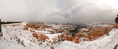 Bryce Canyon in a snowing day (youtoo7725) Tags: winter snow nationalpark brycecanyon