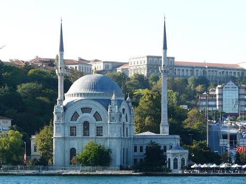 Mesquita de Dolmabahce