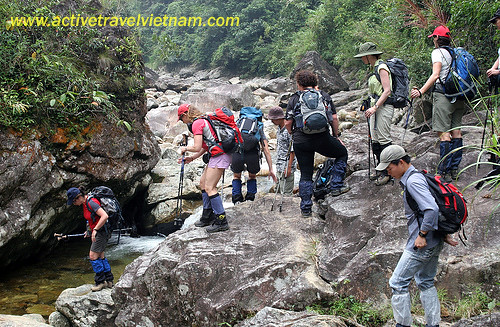 Trekking tour in Sa Pa