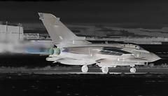 (phantom ocu) Tags: snow bomber tornado raf lossiemouth lossie gr4