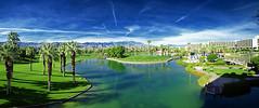 Time for some golf? (Menetnasht) Tags: panorama marriott golf jw view desert pentax room signature palm resort springs tamron spa 1024 k20d