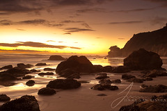 Golden Coast (Jinna van Ringen) Tags: california longexposure sea beach nature canon landscape photography eos evening coast ringen malibu explore shore lee nd elusive van frontpage elmatador leocarillo jorinde jinna singhray elmatadorstatebeach leefilters elusivephoto elusivephotography reversegnd 5dmarkii jorindevanringen jinnavanringen