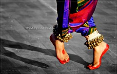 An Appealing Step ... (Rimi's Magik!) Tags: travel india tourism nature birds lady dance nikon culture chennai incredible orissa tamilnadu odissi indiandance dakshinachitra d90 naturechennai