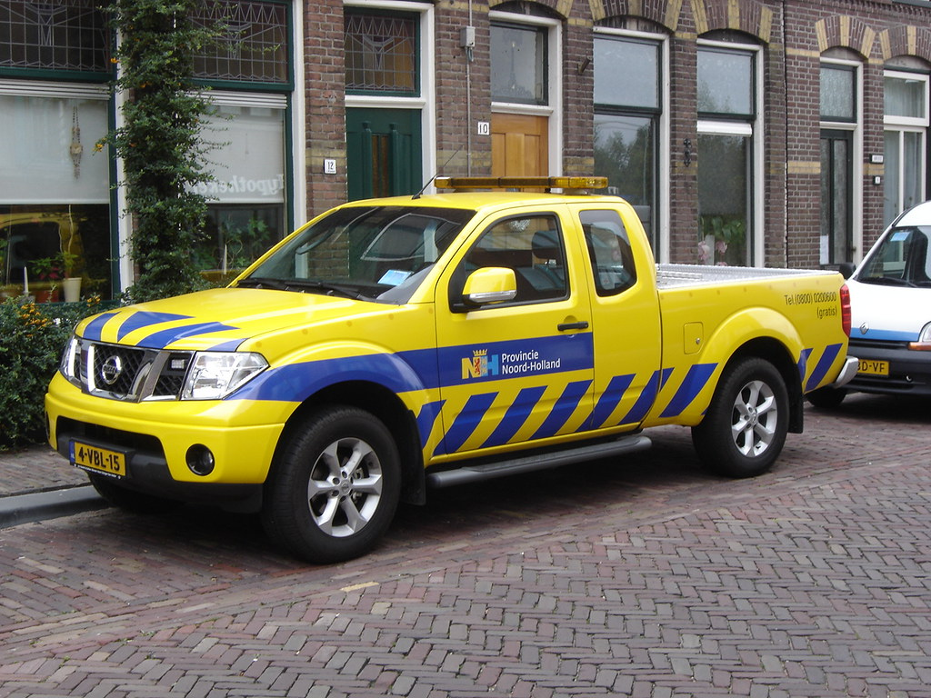 Hoorn: Nissan Navara Pickup